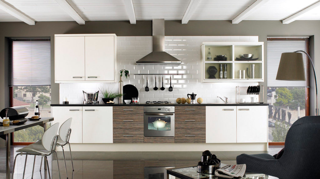 Кухня МДФ - МДФ 21