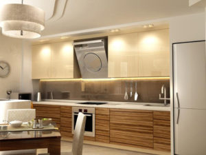 Кухня МДФ - МДФ 25