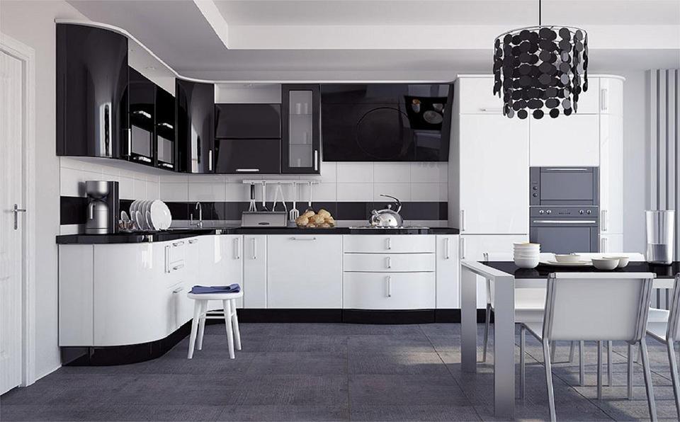 Кухня МДФ - МДФ 27