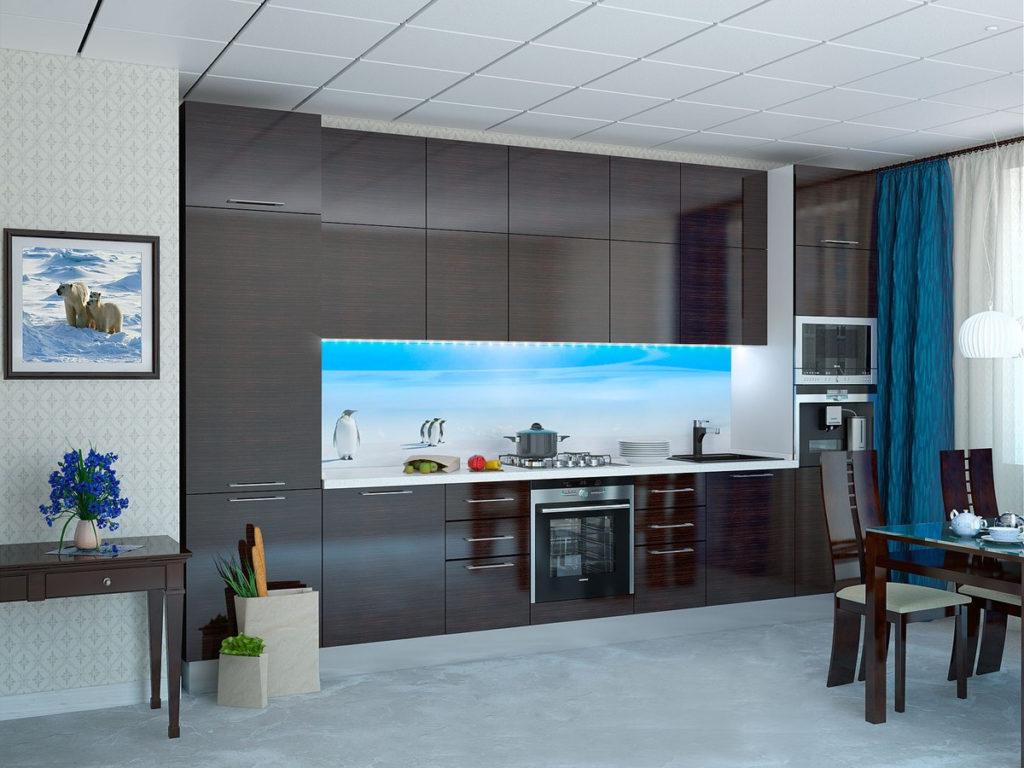Кухня МДФ - МДФ 32