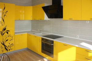 Кухня МДФ - МДФ 47