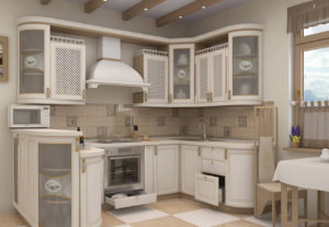 Кухня МДФ - МДФ 50