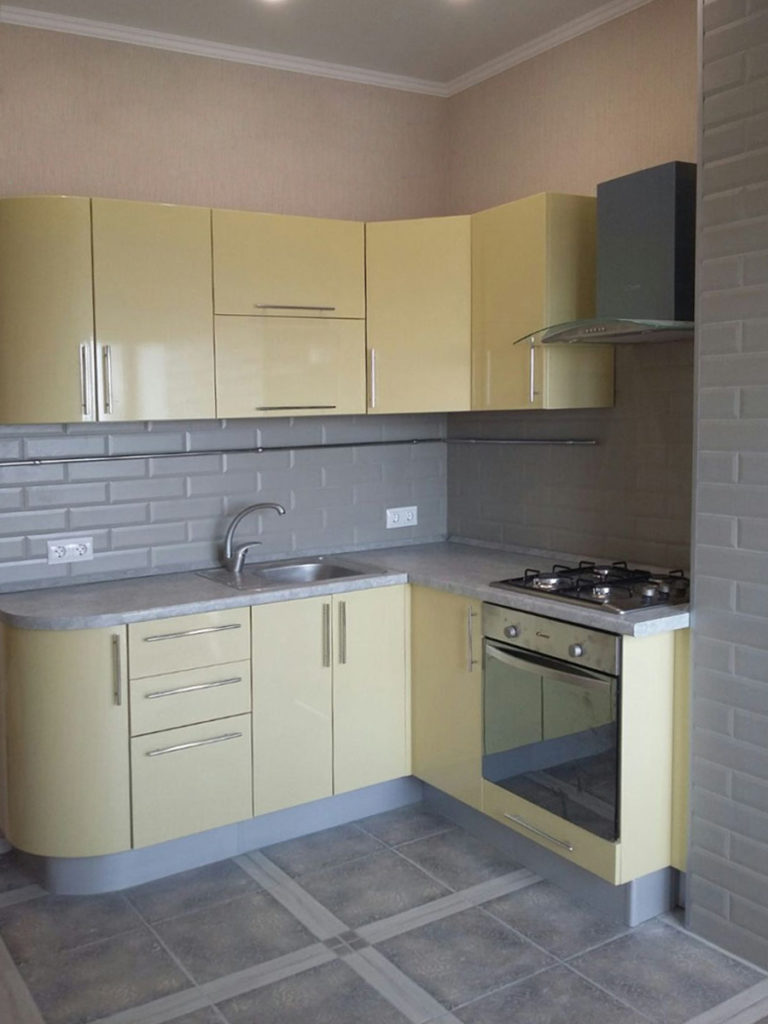 Кухня МДФ - МДФ 51