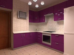 Кухня МДФ - МДФ 53