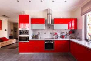 Кухня МДФ - МДФ 62