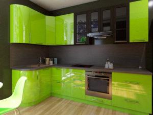 Кухня МДФ - МДФ 67