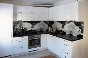 Кухня Пластик - Пластик 20
